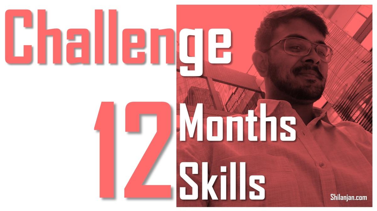 Nugget-43: 12 Months, 12 Skills Challenge 2018