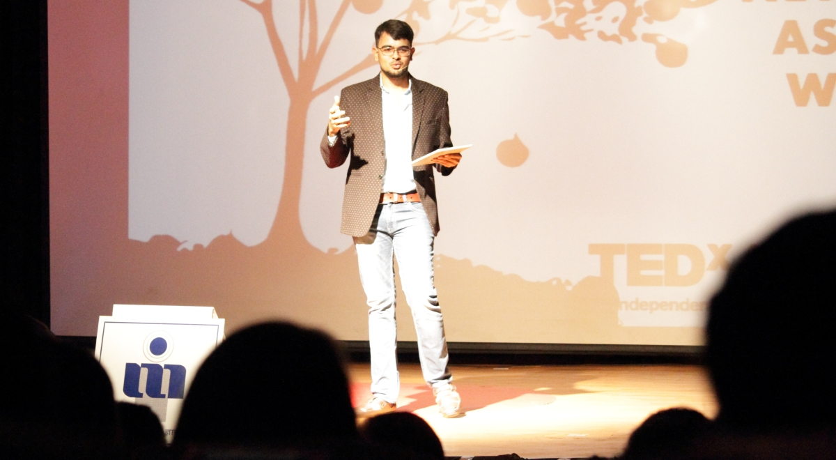 Hosting TEDx ABVIIITMG: The Experience